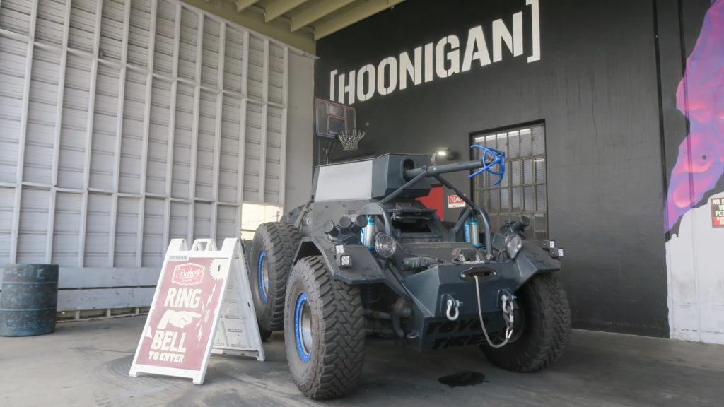 hoonigan tank