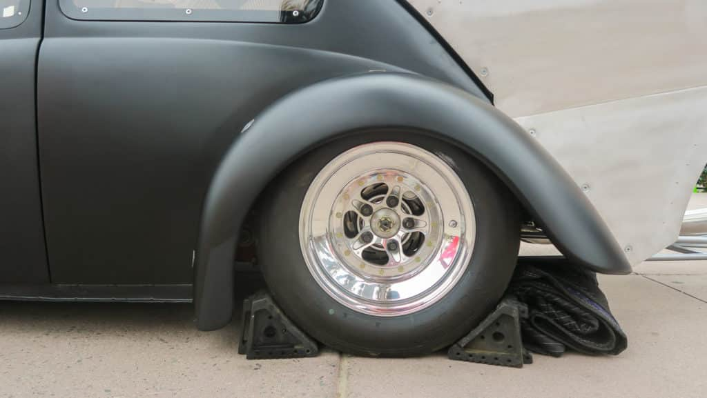 vw bug drag racing