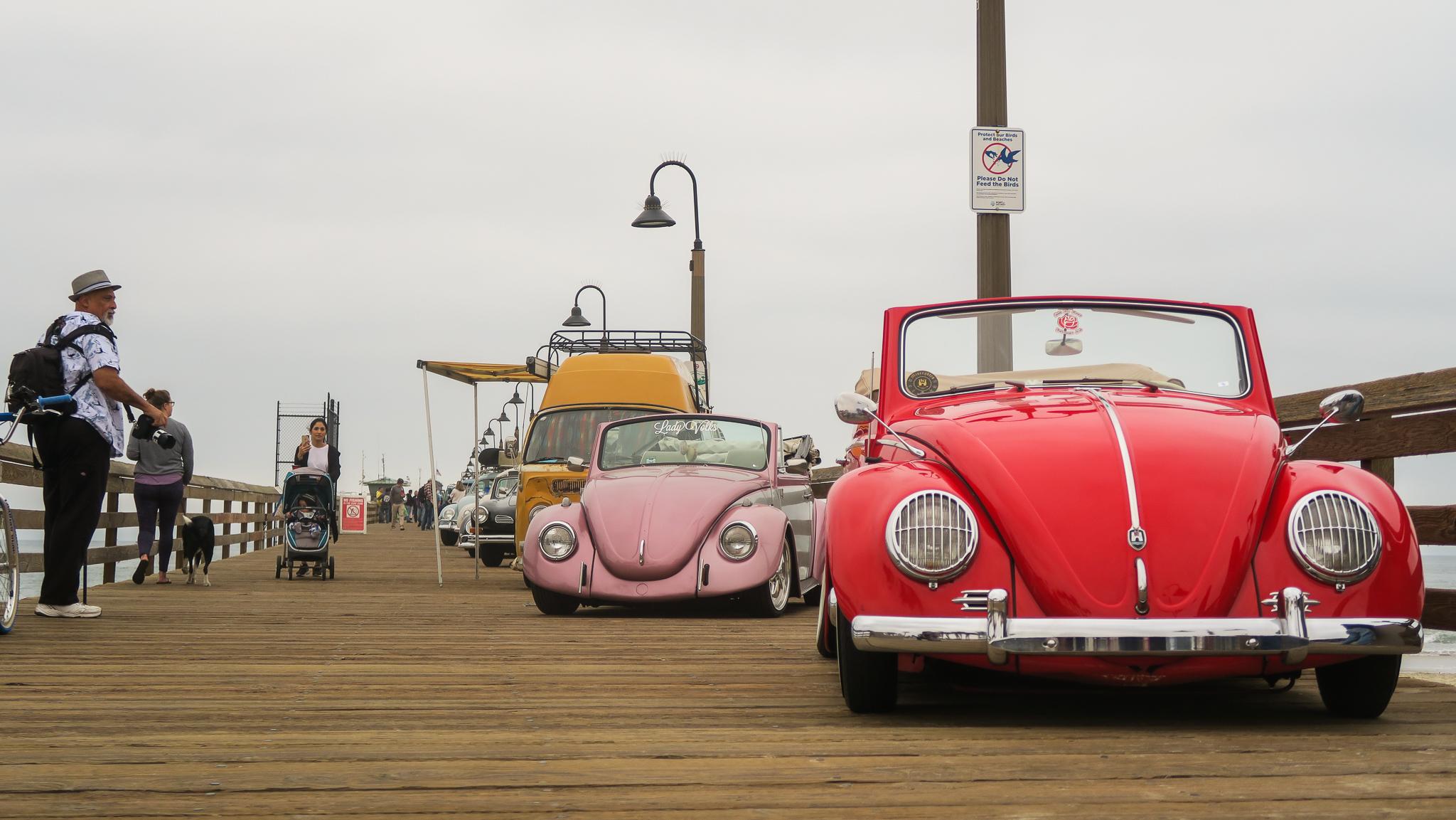 Fiesta En La Playa San Diego Air Cooled Driving Purity - San diego classic car show 2018