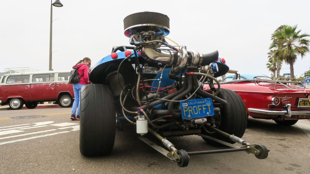 aircooled drag racing