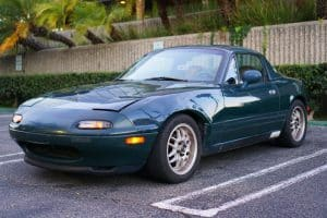 miata daily driving
